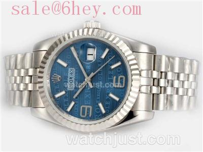 longines hydroconquest blue dial stainless steel mens watch